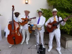 Trouver un groupe de musique salsa