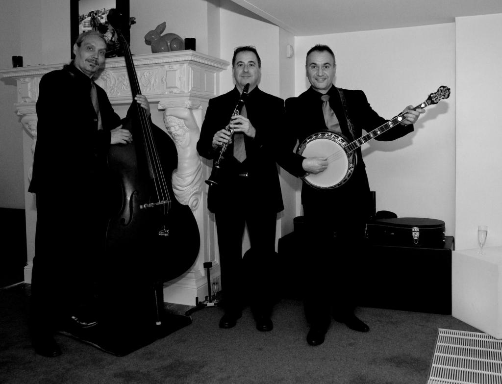 recherche trio de jazz pour un mariage