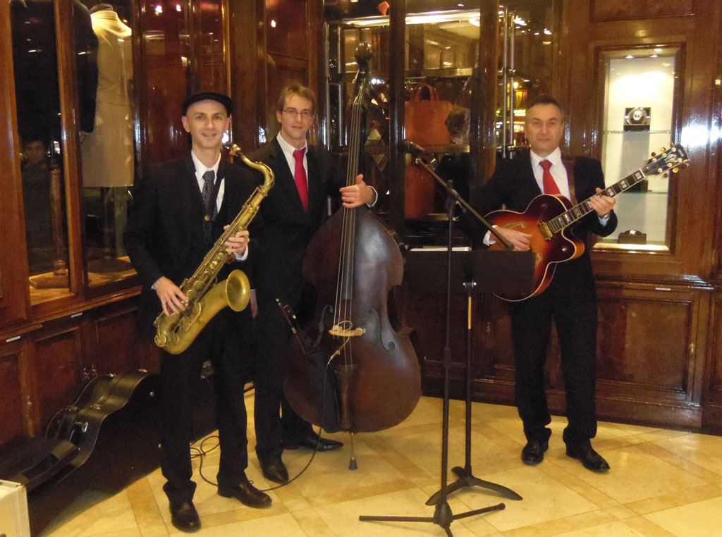 Orchestre Jazzy Night trio