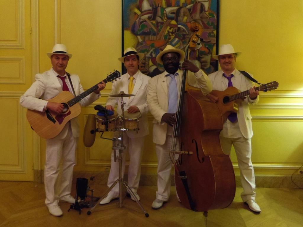 orchestre salsa OH LATINO