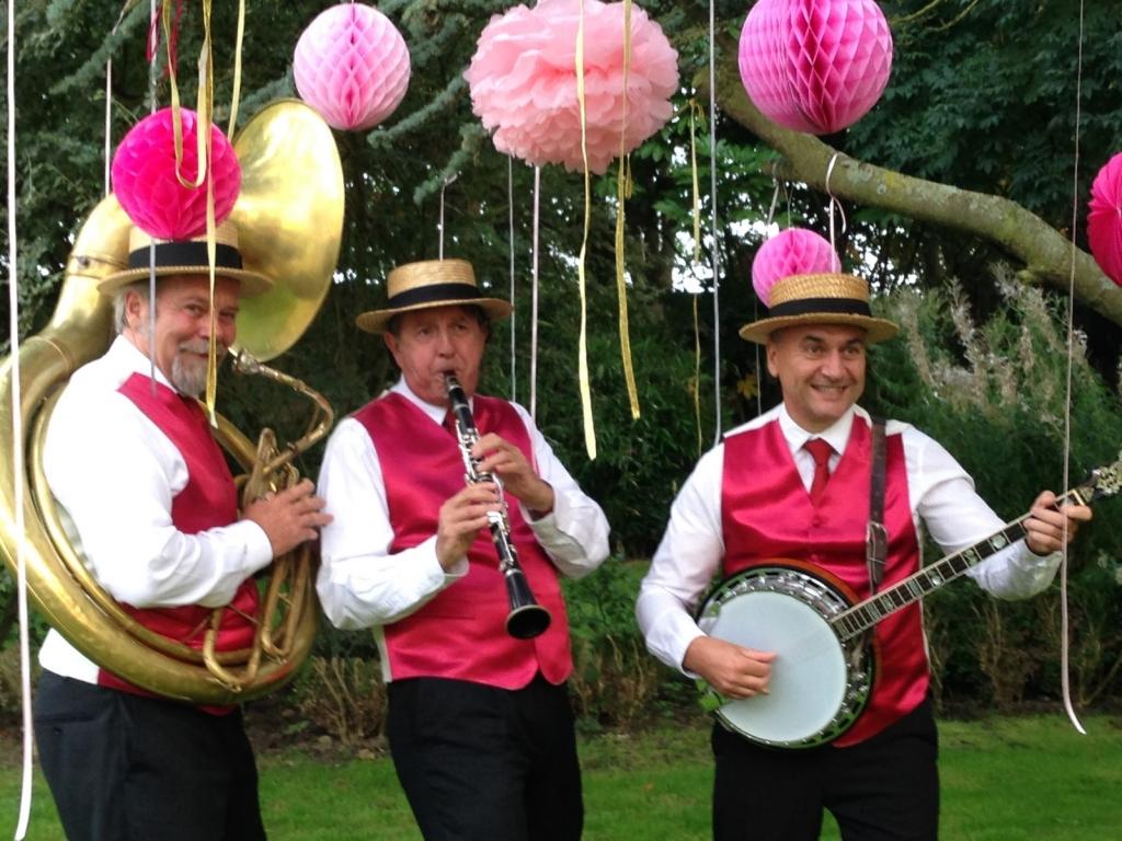 orchestre groupe trio jazz
