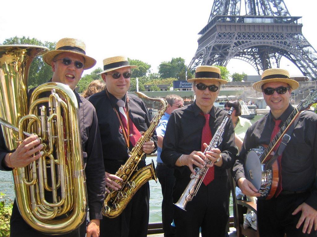 orchestre new sur la seine