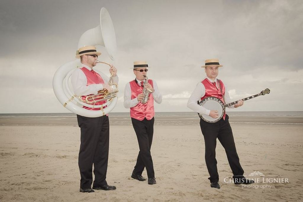 Orchestre DIXIELAND PARADE trio