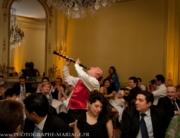 Animer une soirée avec un orchestre de jazz : le saxophoniste parmi les invités