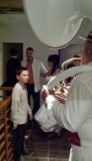 orchestre mariage la pepiniere surprise dans les chambres