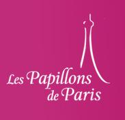 Les papillons de Paris