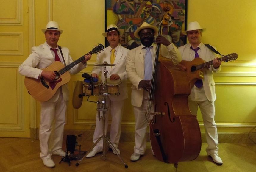 Groupe orchestre latino salsa