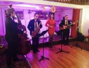 Groupe jazz bateau louisiane belle paris